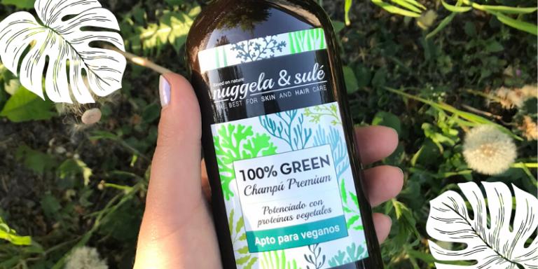 Nuggela&Sulé 100% zöld sampon és egyéb jóságok – Hajnövesztésem története