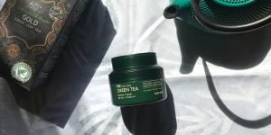 Tonymoly the Chok Chok Green Tea